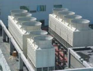 Construction - cooling tower